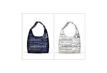 Immagine di Borsa Sardegna con scritte