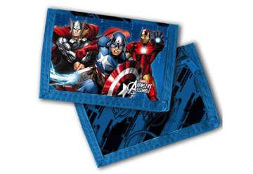Immagine di Portafoglio Avengers 24x12cm