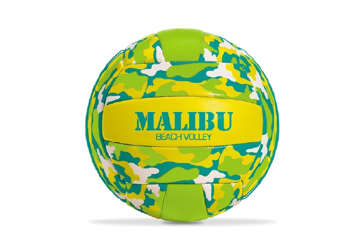 Immagine di Pallone Beach volley malibù gonfio