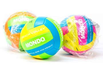 Immagine di Pallone Beach volley gonfio