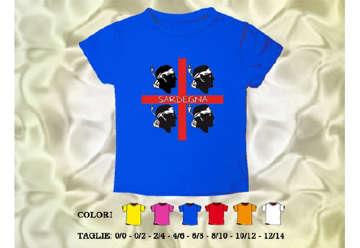 Immagine di T-Shirt baby 4Mori 0/2