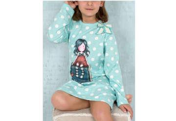 Immagine di Santoro camicia da notte in caldo cotone 6- 16 anni