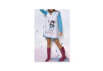 Immagine di Santoro camicia da notte in caldo cotone S - XL