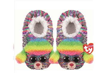Immagine di TY Pantofole sequin Rainbow paillettes Tg.33