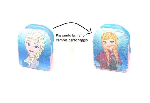 Immagine di Zainetto Frozen con paillettes reversibile