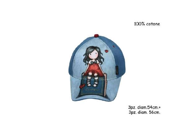 Immagine di Santoro cappello con visiera