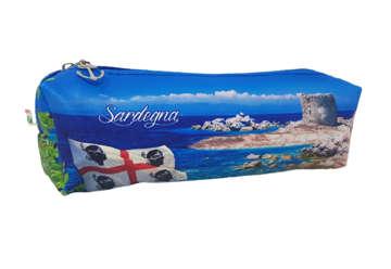 Immagine di Astuccio Portatutto Sardegna 20x6cm