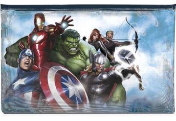 Immagine di Astuccio portatutto Avengers 24x15cm