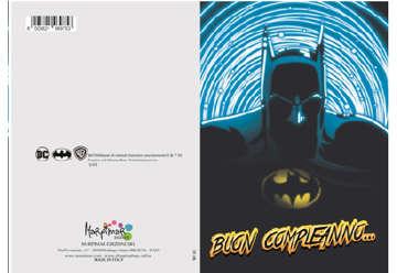 Immagine di Biglietto auguri Batman