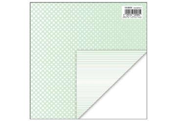 Immagine di Foglio carta regalo 70x100 fantasy colore celadon