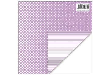 Immagine di Foglio carta regalo 70x100 fantasy colore violetto