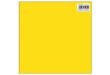 Immagine di Foglio carta regalo 70x100 tinta unita colore giallo