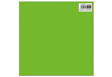 Immagine di Foglio carta regalo 70x100 tinta unita colore verde prato