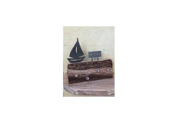 Immagine di Portachiavi da Casa in Corten modelli assort