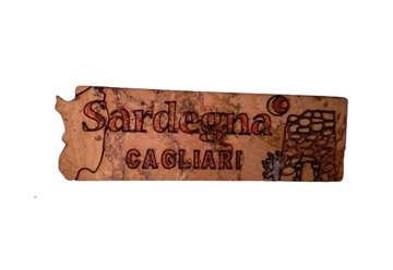 Immagine di Magnete in sughero Sardegna - Cagliari