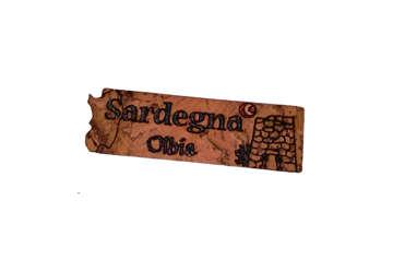 Immagine di Magnete in sughero Sardegna - Olbia