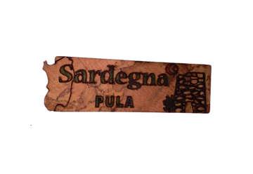 Immagine di Magnete in sughero Sardegna - Pula