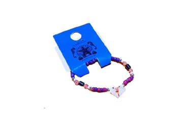 Immagine di Bracciale con perline in plastica