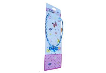 Immagine di Collana bimba farfalla in plastica