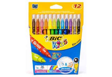 Immagine di Bic pennarelli kids 750 (12pz)