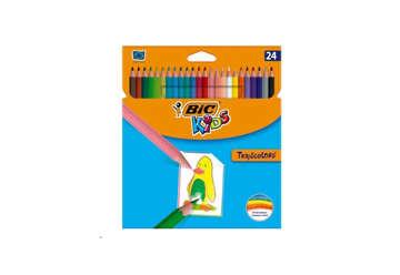 Immagine di Bic tropicolors 24 matite