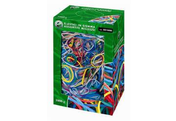 Immagine di Elastici in box espositivo da 1kg