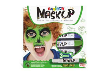 Immagine di Carioca mask up carnival 3pz