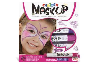 Immagine di Carioca mask up fairy 3 pz