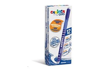 Immagine di Carioca oops eras colore blu box 12 pz