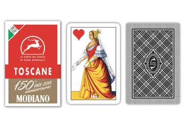 Immagine di Carte toscane rosso 150 modiano