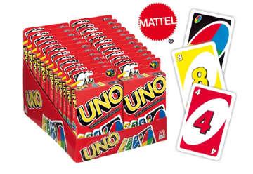 Immagine di Carte UNO Mattel