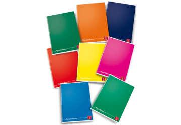 Immagine di Quadernino A5 Pigna colours quadretti 5M
