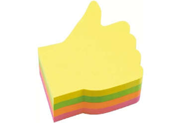 Immagine di Post-it cubo mano 7x7cm