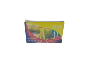 Immagine di Mollette in plastica colorate 20pz