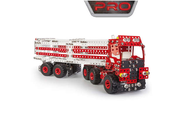 Immagine di Metal Techno PRO - Super Camion (10in1) 1141pz