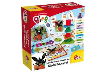 Immagine di Bing raccolta giochi educativi baby