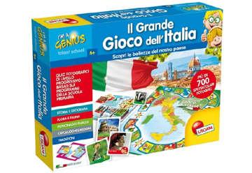 Immagine di I'm a genius - Il grande gioco dell'Italia