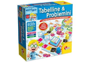 Immagine di I'm a genius - Tabelline e problemini
