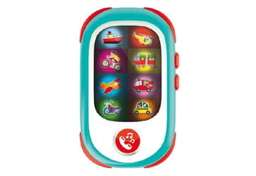 Immagine di Carotina baby smartphone