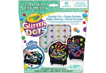 Immagine di Glitter dots - Magici Mosaici