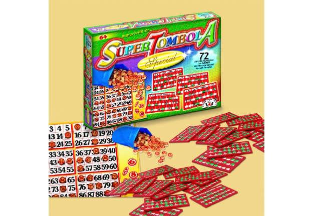 Immagine di Super tombola special 72 cartelle