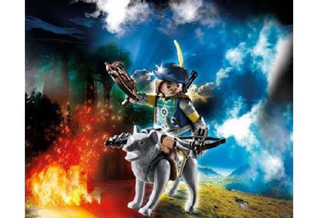 Immagine di Balestriere di Novelmore con lupo