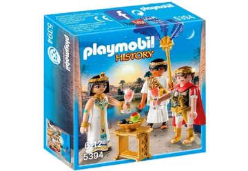Immagine di Cesare e Cleopatra