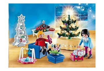 Immagine di Natale in famiglia