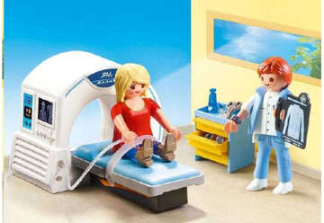 Immagine di Playmobil Radiologo