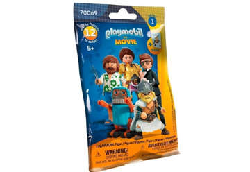 Immagine di Playmobil: The movie figures (serie1)