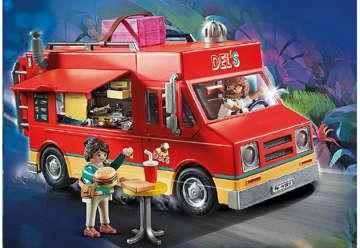 Immagine di Playmobil: The movie food truck di Del
