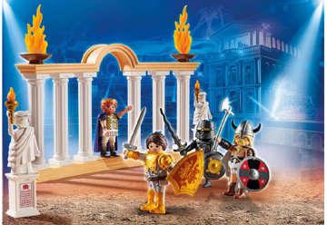 Immagine di Playmobil: The movie Imperatore Maximus nel colosseo
