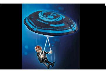 Immagine di Playmobil: The movie Rex dasher con paracadute