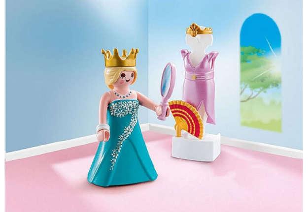 Immagine di Principessa con cambio d'abito